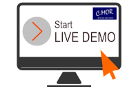 C-MOR Online Demo - check it out now!