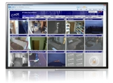 Video Surveillance C-MOR15 Icon Start Page