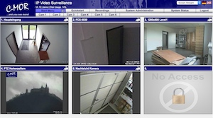 video surveillance c mor overview