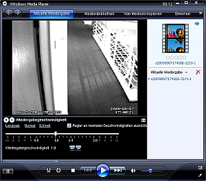 video surveillance mediaplayer 300